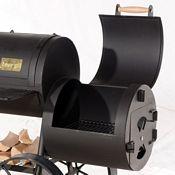 Mit dem Smoker ist das American-BBQ perfekt
