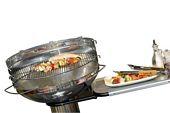 Grillen mit QuickStart und QuickStop - Barbecook Major Inox Edelstahl