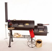 Grillen low & slow mit dem Farmer Grill Premium-Smoker XL