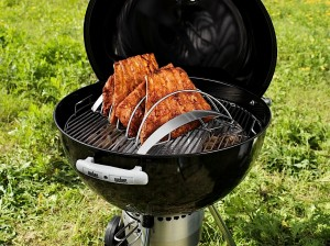 Grillen mit dem Weber One Touch Original