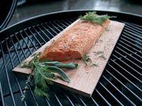 Grillen mit der Grill Plank von ODC - lecker und aromatisch!