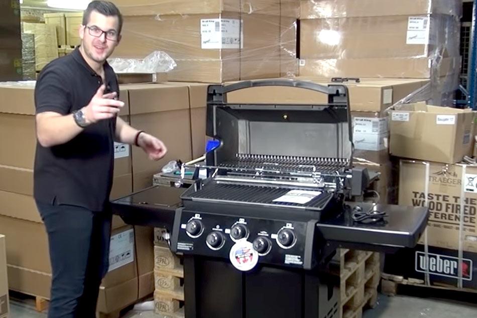 Weber Elektrogrill Pizza : Grill kaufen: es geht doch noch günstiger santos grill magazin