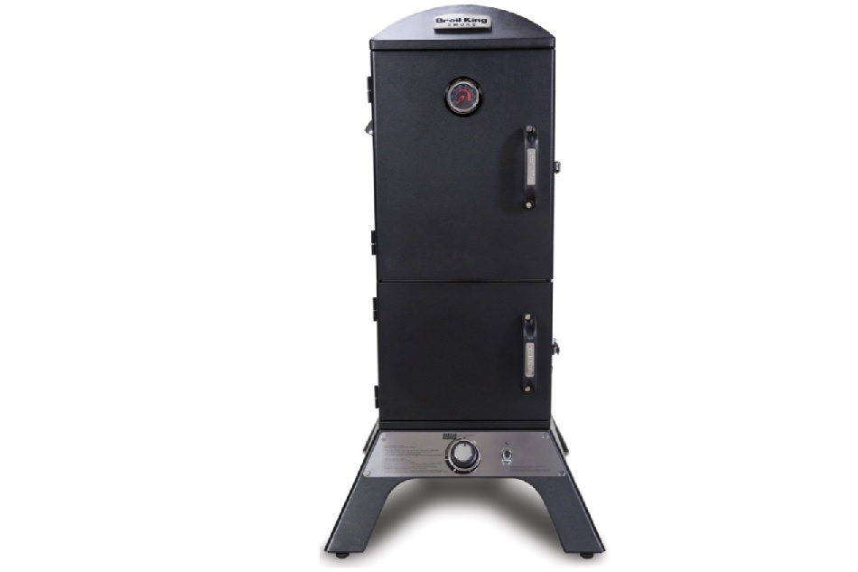 Der Broil King Vertical Gas Smoker