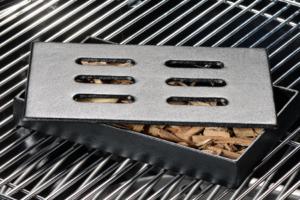 Santos Räucherbox aus Gusseisen – mit leckerem Raucharoma grillen