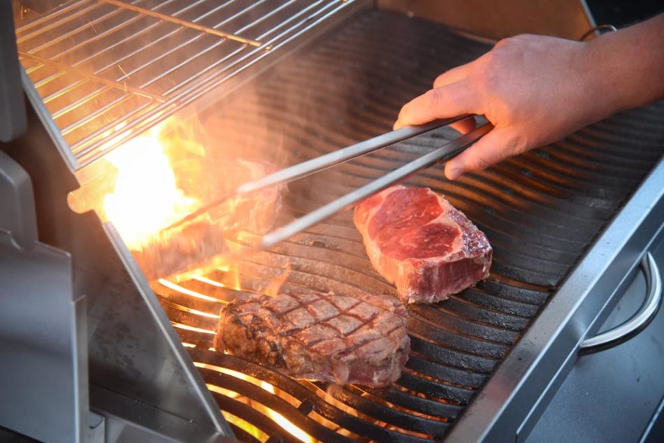 Weber Outdoor Küche Bedienungsanleitung : Weber gasgrill summit s gbs edelstahl  mm
