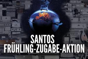 SANTOS FRÜHLINGS-AKTION
