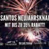 DIE SANTOS NEUJAHRSKNALLER mit bis zu 35% Rabatt!