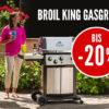 🔥🔥🔥 Heiß = Broil King. Heißer = die Broil King Schnäppchen bis 20% reduziert!