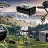 Campinggrills 2021- perfekte Grills für's Camping