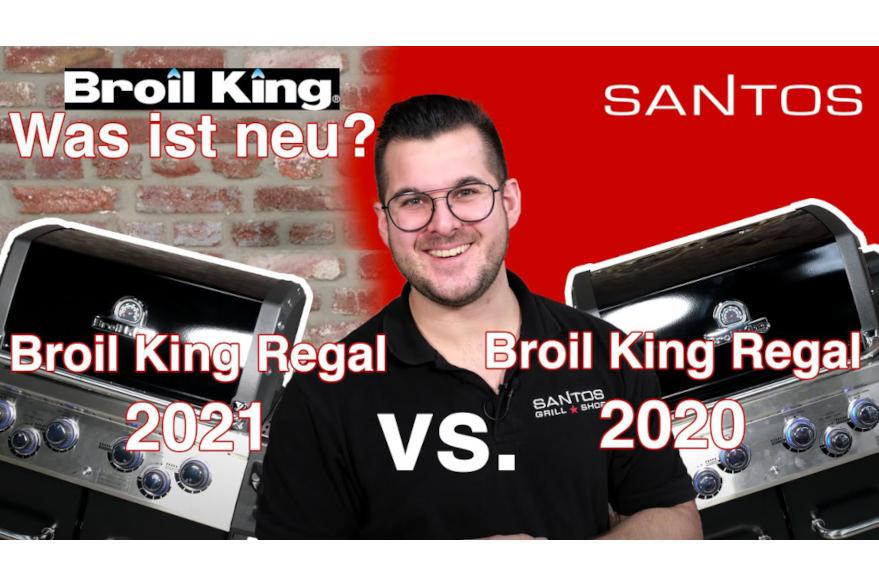 Broil King Regal 490