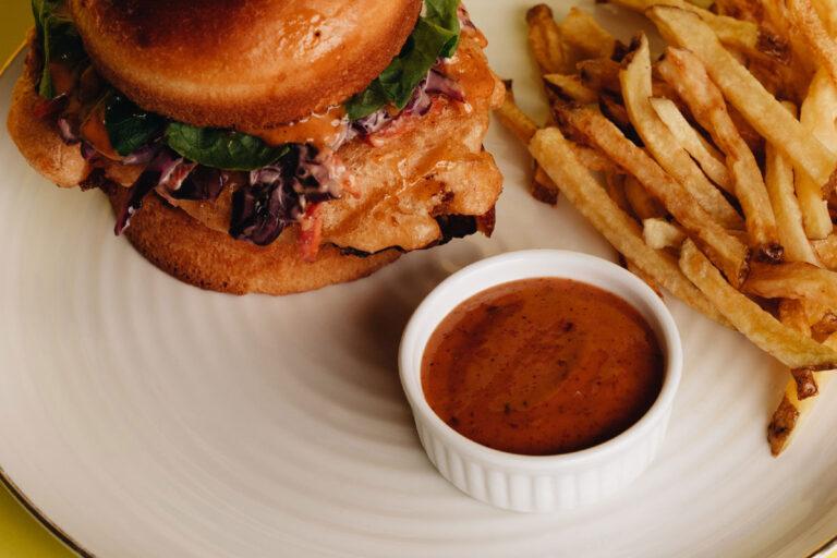 Burgersauce selbstgemacht