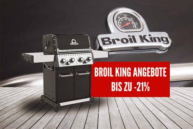Broil King Grill Rabatt Angebote 2021