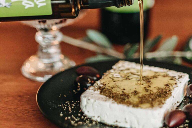 Gebackener Feta: Griechisch vom Grill – deftig und lecker