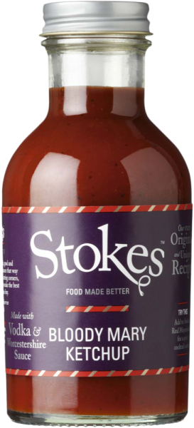 Stokes Bloody Mary Ketchup 300ml