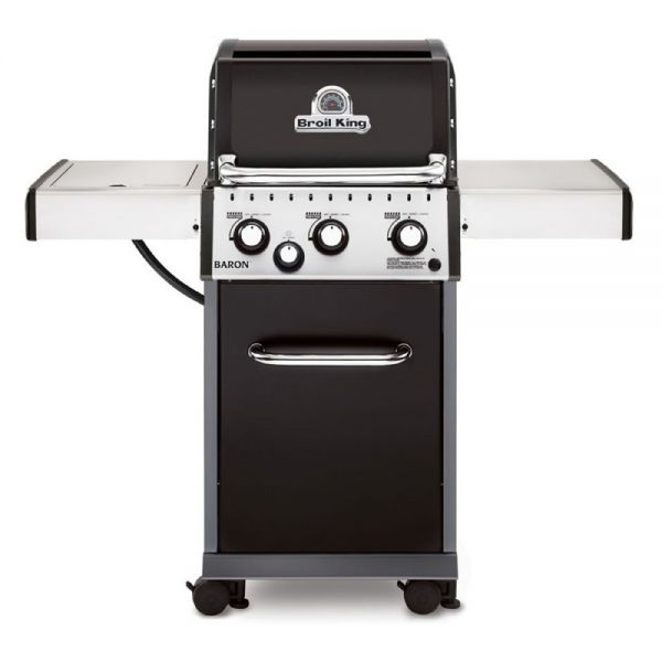 Broil King Gasgrill Baron 340 Black  2019
