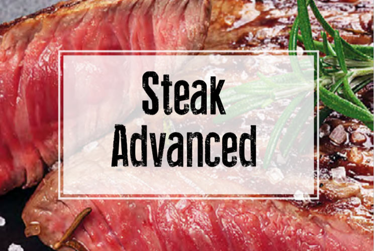 Seminarheft Steak Advanced