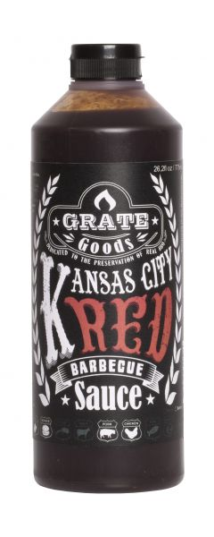Grate Goods Kansas City Red Barbecue Sauce 775ml