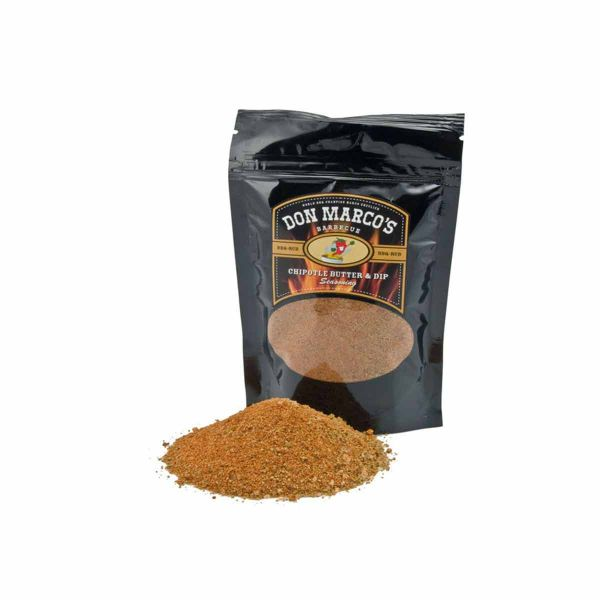 Don Marco's Barbecue Chipotle Butter & Dip Rub 630g