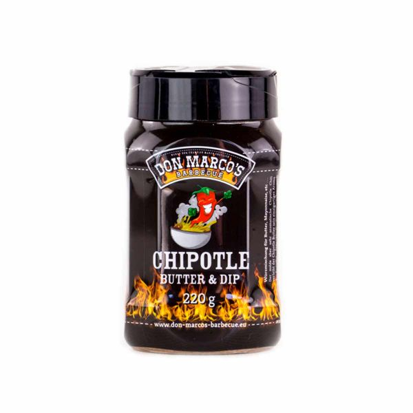 Don Marco's Chipotle Butter & Dip 220g