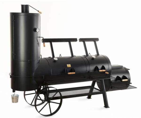"""Joe's Barbeque 24"""" Joe's Extended Catering Smoker"""