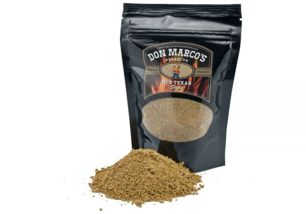Don Marco's Barbecue Texas Style Rub 630g