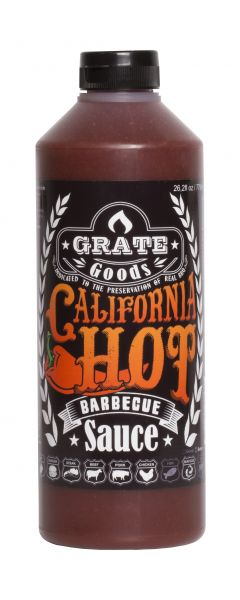 Grate Goods California Hot Sauce 775ml