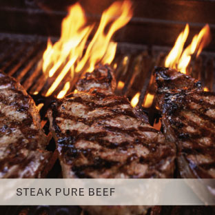 Seminarheft Steak Pure Beef